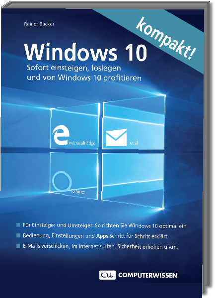 Windows 10 – kompakt!